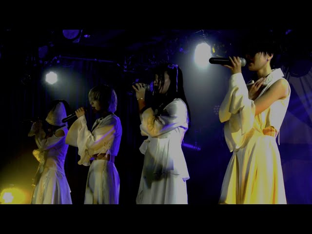 【Official Live Video】「Beyond the Night Sky」(英語字幕入り)