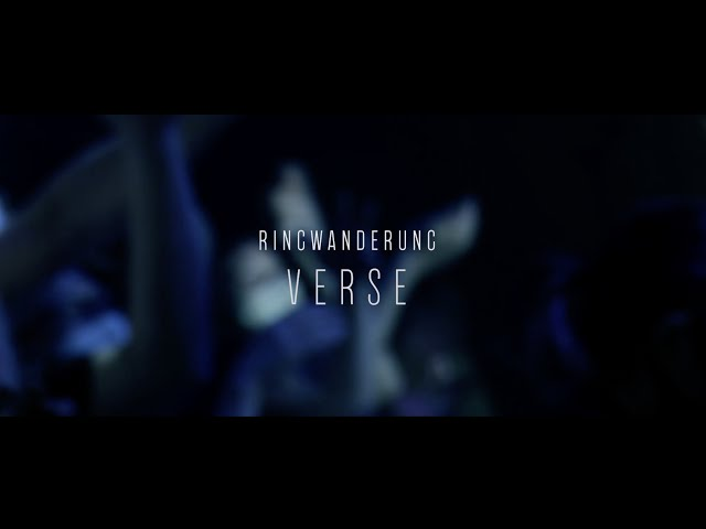 【東名阪ワンマンツアー決定記念・期間限定】Ringwanderung 2ND ONEMAN LIVE [ VERSE ]